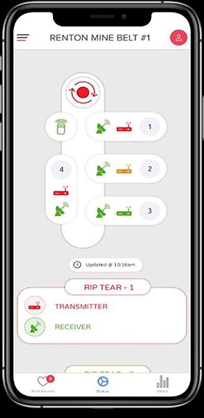 BIRDSi App (mobile screen)