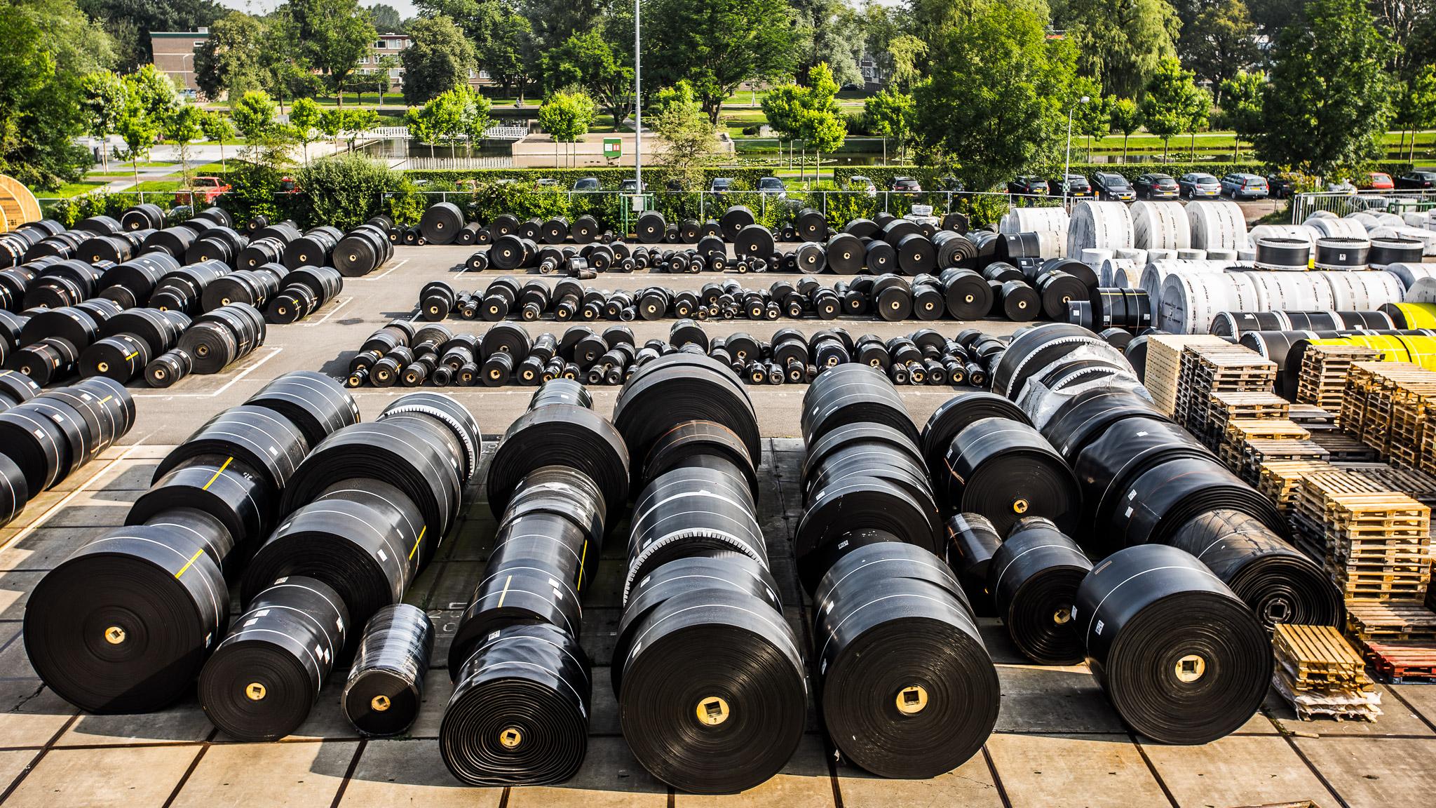 Mining Now: The Toughest & Longest Lasting Conveyor Belts ft. Carl Bouchard